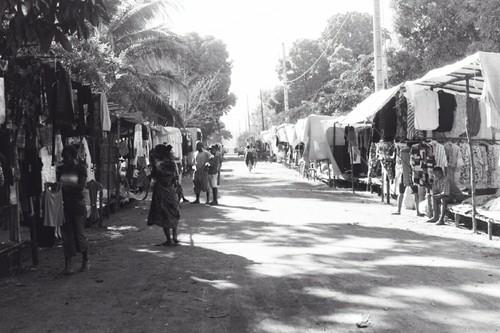 Il mercato di Bemaneviky. Nord del Madagascar