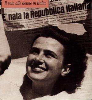 Voto alle donne in Italia