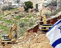 Israele - Rapporto: continua l'espansione degli insediamenti