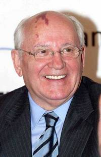 Mikhail Gorbaciov.