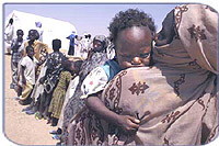 La mancata protezione del Darfur