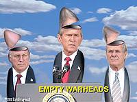 Empty Warheads