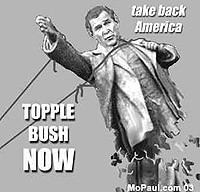 Topple Bush