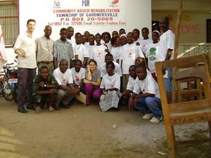 Aifo, progetto in Liberia