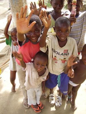 Liberia, progetto Aifo