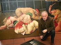 I dipinti di Fernando Botero