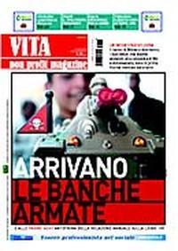 Dossier di Vita sulla relazione 2005 dell'export bellico italiano
