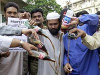 Le donne del Kerala contro la Coca Cola