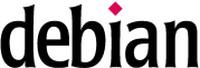 Il logo di Debian