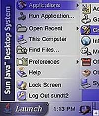Sun Java Desktop System: una soluzione per standardizzare i desktop Linux