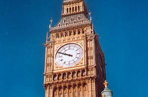 Londra:Big ben