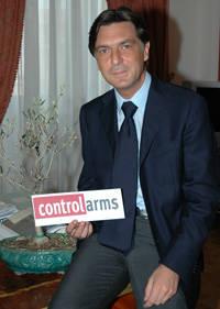 La Provincia di Roma sostiene Control Arms