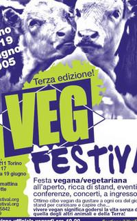 VegFestival: ecco il programma