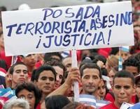 manifestazioni a l'Avana, foto Reuters