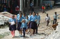 In Nepal ancora guerra civile, ma il lavoro per le donne continua