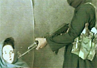 Clementina Cantoni, minacciata dai suoi rapitori