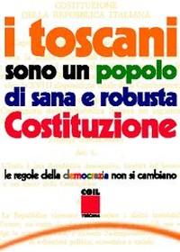 Manifesto CGIL