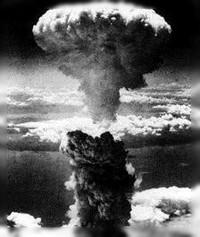 L'esplosione della bomba atomica