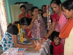 Inaugurazione Centro Donna Jhapa