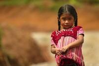 una bambina tzotzil- fonte La Jornada