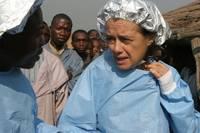 Chiara, un angelo nell'inferno del Congo