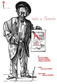"""""""NATO a Taranto"""", la locandina che pubblicizza lo spettacolo"""