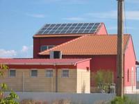 """Impianto fotovoltaico al cicolo Legambiente """"L'airone"""" di Trinitapoli"""