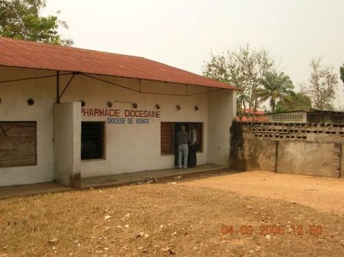 Farmacia dell'Ospedale di Kenge