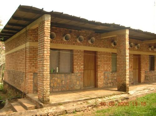 Il mio alloggio a Kimbau