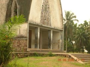 Chiesa di Kimbau