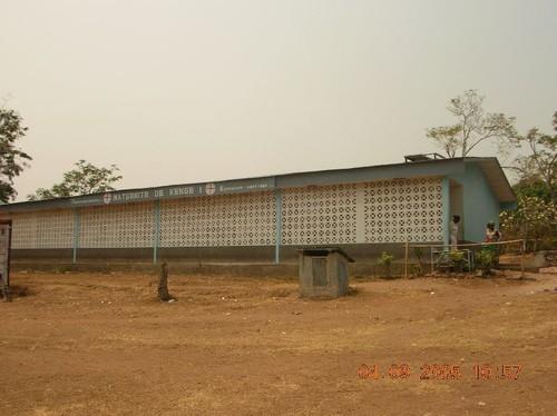 Ospedale di Kenge - Maternità