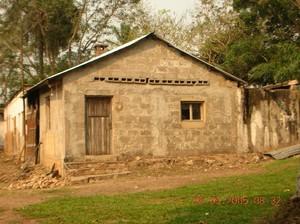 Locale Email nella parrocchia di Kimbau