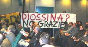 Diossina no grazie