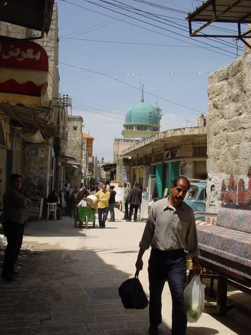 Nablus: la città vecchia