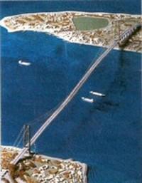 Progetto del ponte