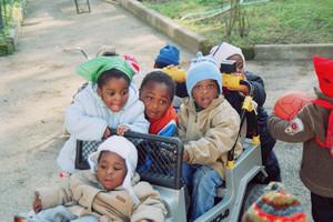 I bambini dell'asilo