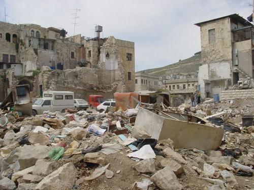 Nablus: la fabbrica di sapone distrutta nella città vecchia. Sono rimaste uccise 14 persone
