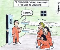 Torture in Iraq: Lynndie England condannata a tre anni