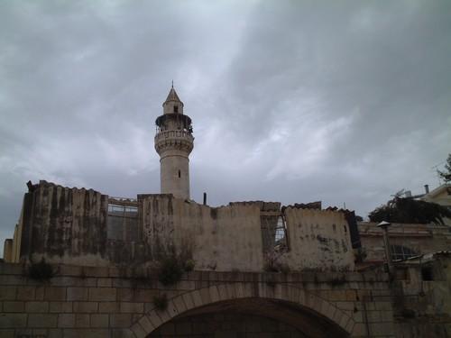 Ramallah: minareto