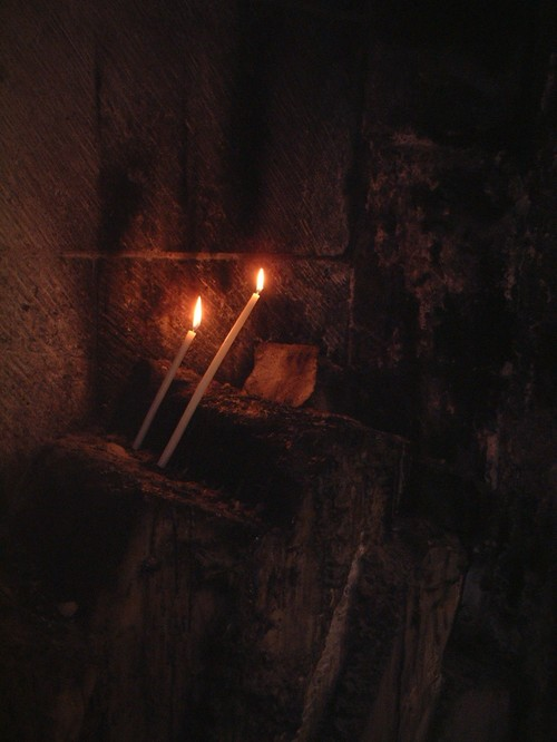 Gerusalemme: Santo Sepolcro