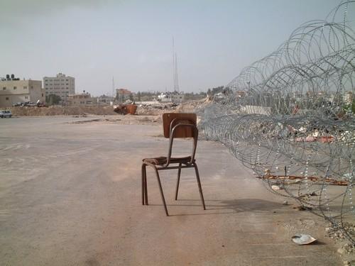 Ramallah: il compound di Arafat