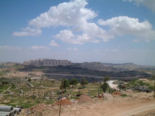 Insediamenti di coloni israeliani
