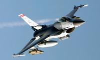 Foto bombardiere F-16