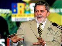 il presidente Lula