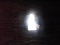 nel buio e nella paura possiamo trovare la luce
