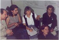 PRISTINA : training per trainers per la riapertura del dialogo interetnico e la riconciliazione.<br>rapporto di A. L'Abate<br> responsabile del progetto
