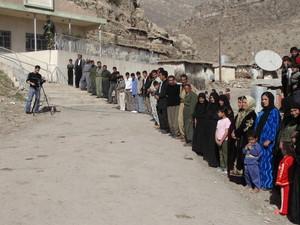Doli Balisan, ci attendono gli abitanti del villaggio