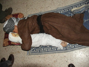 Halabija: Un bambino rappresenta l'immagine emblematica della strage del 1988.