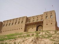 La fortezza di Erbil, antica quanto la città.