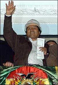 Bolivia: il Decreto supremo n. 28701